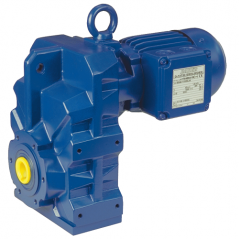 Shaft Mounted Geared Motors